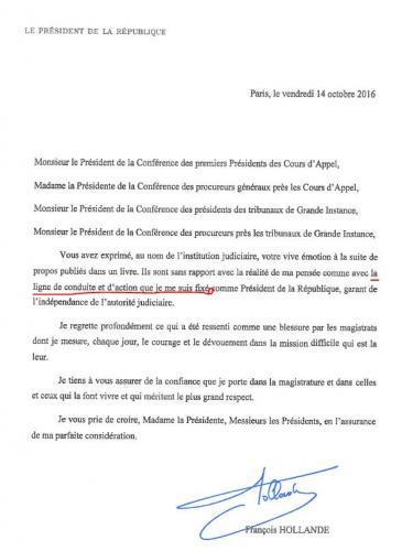 La (GROSSE) faute du PRÉSIDENT DE LA RÉPUBLIQUE !