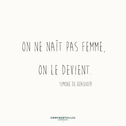 Mot de Beauvoir
