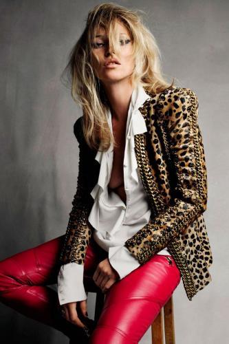 Et si le léopard n'était pas vulgaire ?