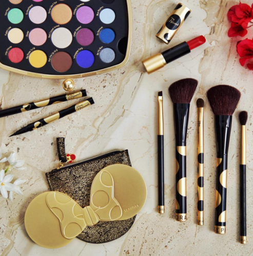 SEPHORA lance une collection de maquillage MINNIE