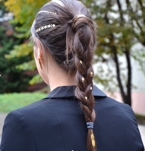 TENDANCE : COMMENT porter le HAIR TATTOO ?