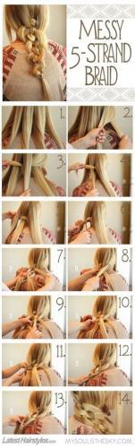 Le TUTO pour une coiffure SUBLIME