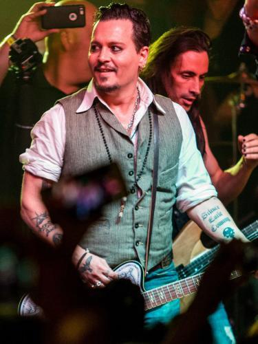 ALERTE ! On a perdu Johnny Depp
