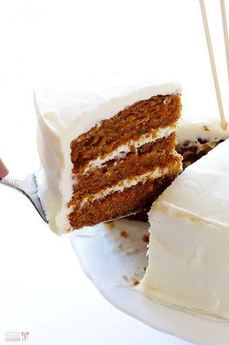 La recette du CARROT CAKE LIGHT mais ULTRA-FONDANT