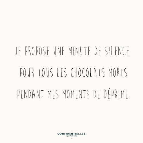 Mot de chocolat