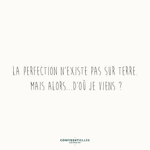 Mot de perfection
