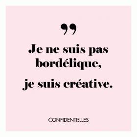 Mot de créativité