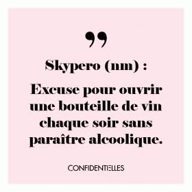 La bonne excuse !