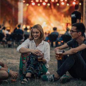 Passer l'été sur la route des festivals