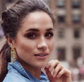 MEGHAN MARKLE : sa PHOTO de PROMO a FUITÉ !