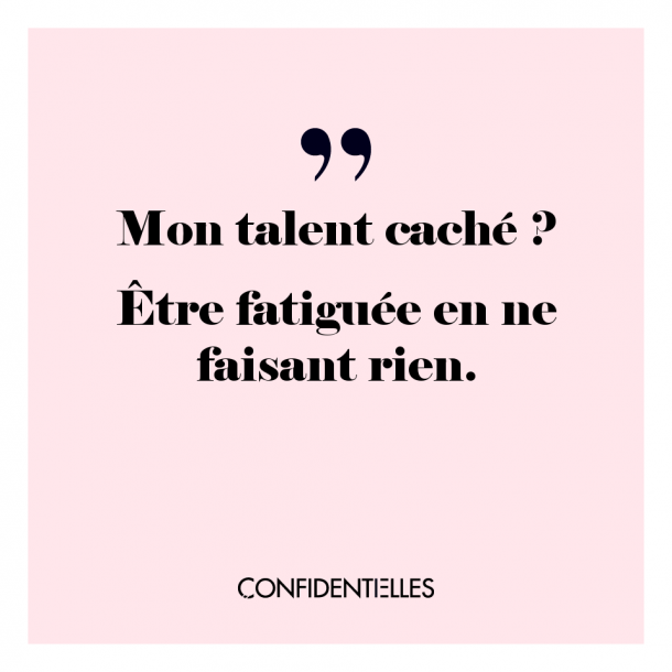 Et vous, quel est votre talent ?
