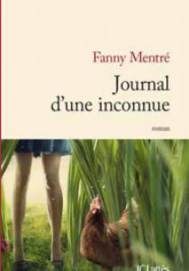 Prix littéraire : Journal d'une inconnue, de Fanny Mentrée