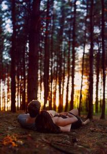 Le SEXE au naturel – la forêt