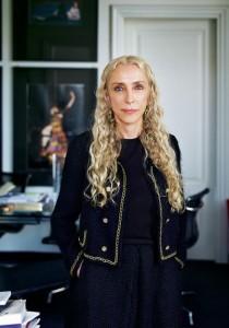 FRANCA SOZZANI, rédactrice en CHEF de VOGUE est DECEDEE