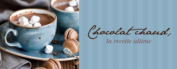 Chocolat chaud : la recette ULTIME