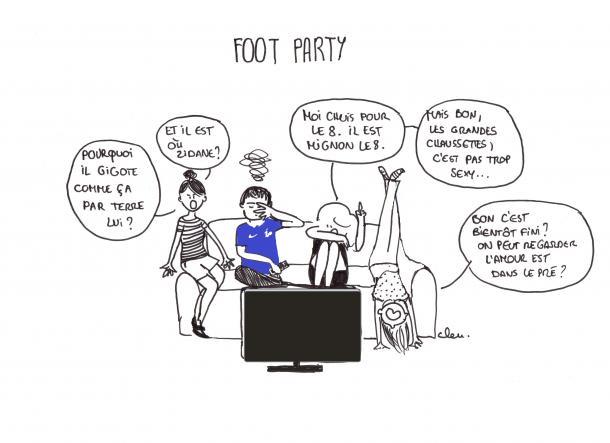 Le foot des nulles
