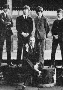 George Martin, le producteur des BEATLES est mort
