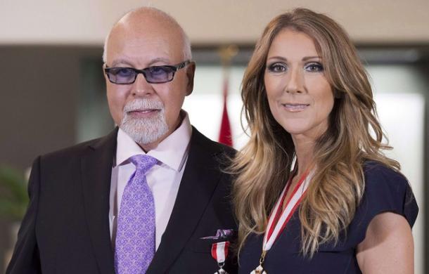 René, mari de Céline Dion, est mort
