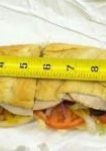 SUBWAY obligé d'agrandir la TAILLE de ses SANDWICHES