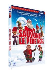 Chasse aux cadeaux du film Sauvons le père Noël
