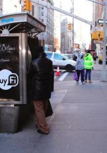 NEW YORK : des CABINES pour se MASTURBER en PLEINE RUE