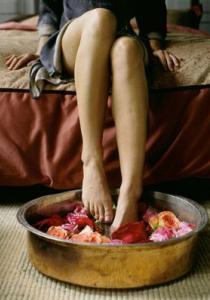 Les 4 étapes pour avoir des pieds parfaits