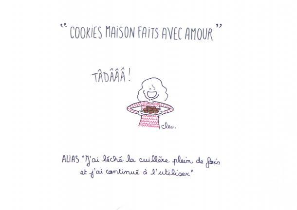 La vérité sur les cookies maison