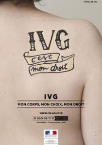 IVG :  BONNE NOUVELLE !