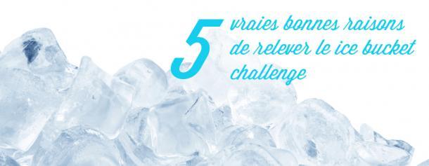 CORPS DE RÊVE ? Suivez le ice bucket challenge !