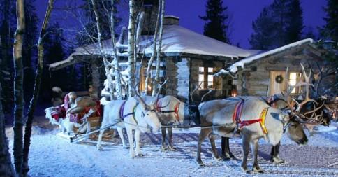 Les 4 plus belles destinations pour Noël