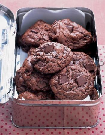 3 idées de recettes très chocolat SANS beurre et SANS farine !