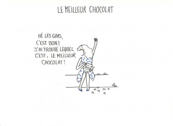 Le meilleur chocolat