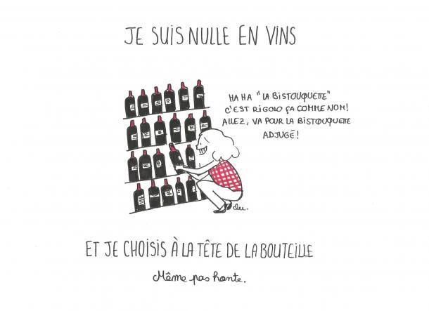 Comment choisir son vin - pour les nulles